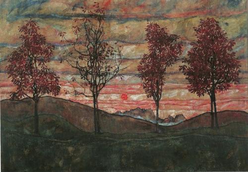 SchieleTrees
