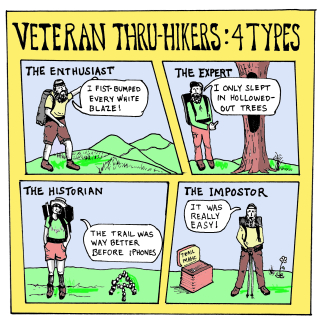 VeteranThruHikers